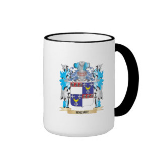 Richie Coat of Arms - Family Crest Mug