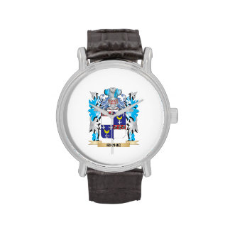 Richie Coat of Arms - Family Crest Wrist Watches