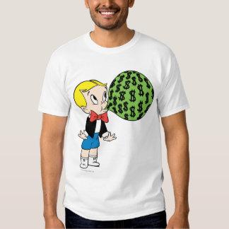 Richie Rich Blowing Bubble - Color Shirt