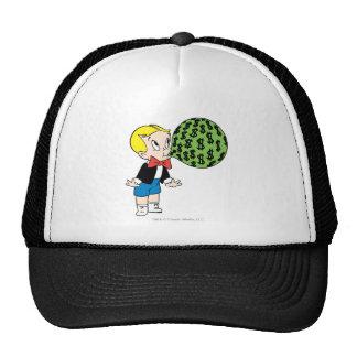 Richie Rich Blowing Bubble - Color Trucker Hat