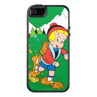 Richie Rich Hiking - Color OtterBox iPhone 5/5s/SE Case