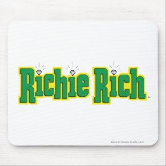 Richie Rich Logo - Color Mouse Pad