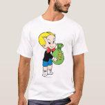 Richie Rich Money Bag - Color T-Shirt