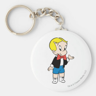 Richie Rich Standing - Color Keychain