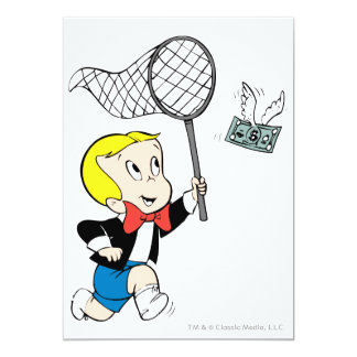 Richie Rich with Net - Color Invitations