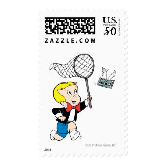 Richie Rich with Net - Color Postage