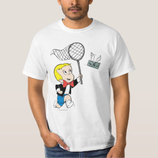 Richie Rich with Net - Color T-Shirt