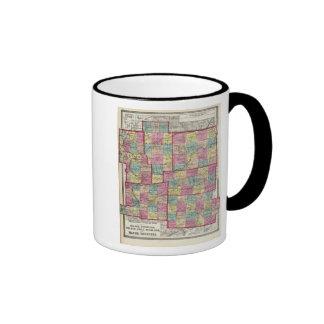 Richland and Wayne Counties Ringer Mug