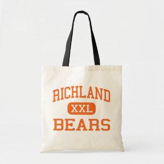 Richland - Bears - High School - Richland Missouri Bag