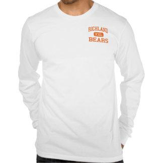 Richland - Bears - High School - Richland Missouri Tshirts
