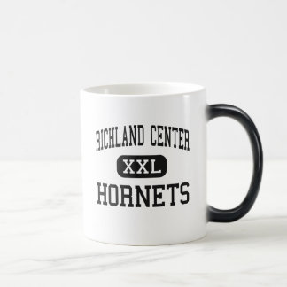 Richland Center - Hornets - High - Richland Center 11 Oz Magic Heat Color-Changing Coffee Mug
