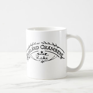 Richland Chambers Reservoir Classic White Coffee Mug
