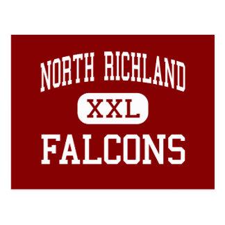 Richland del norte - Falcons - colinas del norte Postal