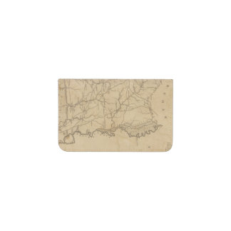 Richland District, South Carolina Business Card Holder
