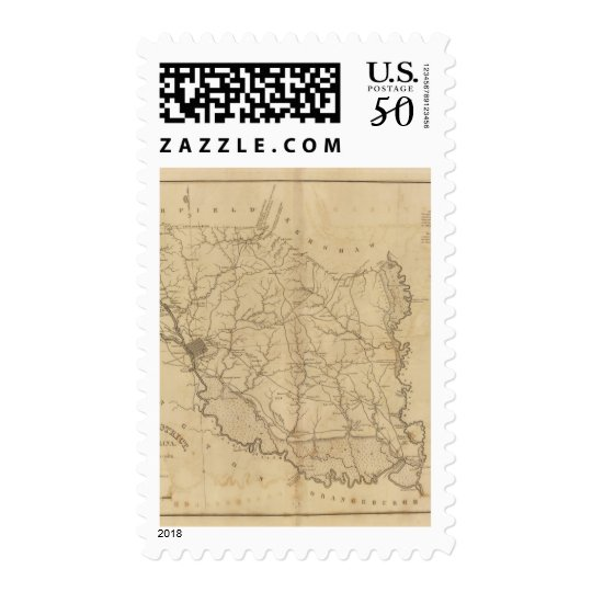Richland District, South Carolina Postage