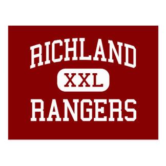 Richland - guardabosques - centro - Richland Postal
