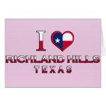 Richland Hills, Texas Card