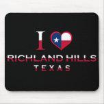 Richland Hills, Texas Mousepads