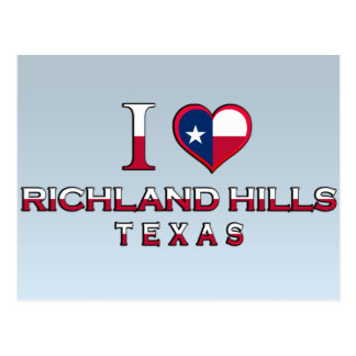 Richland Hills, Texas Post Cards
