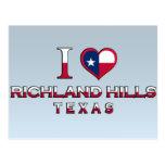 Richland Hills, Texas Postcard