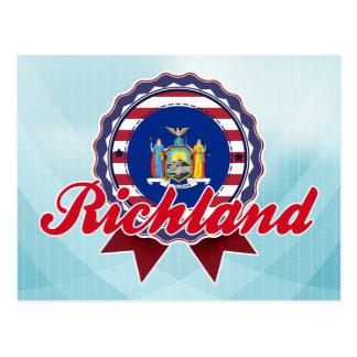 Richland, NY Postales