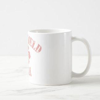 Richland Pink Girl Classic White Coffee Mug