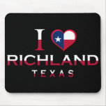 Richland, Texas Mouse Pad