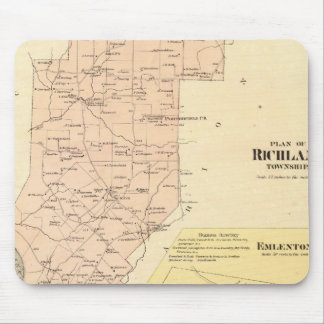 Richland Township Mouse Pad