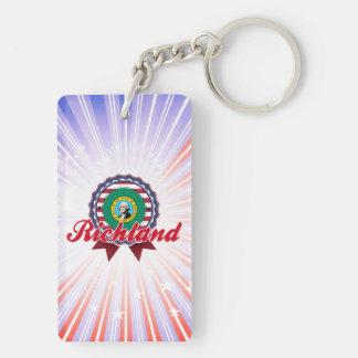 Richland, WA Acrylic Key Chains