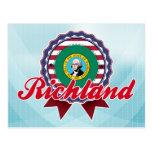 Richland, WA Tarjetas Postales