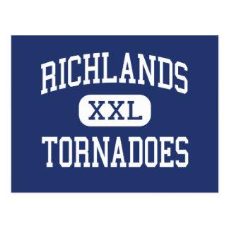 Richlands - tornados - alto - Richlands Virginia Postal