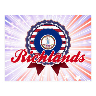 Richlands, VA Postales