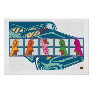 RichMan, PoorWomen-Impresión Posters