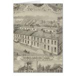 Richmond Agricultural Works, Richmond, Ind Cards