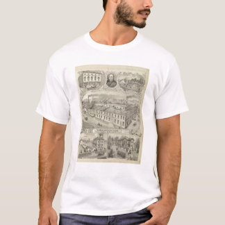 Richmond Agricultural Works, Richmond, Ind T-Shirt