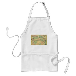Richmond and Peninsular Campaign in Virginia 1864 Adult Apron