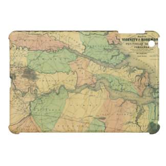Richmond and Peninsular Campaign in Virginia 1864 Case For The iPad Mini