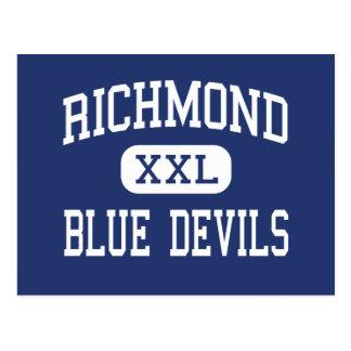 Richmond - Blue Devils - Community - Richmond Postcards