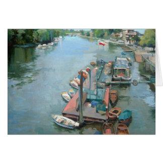 Richmond Boats Card