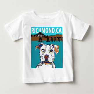 Richmond, CA Mutt Baby T-Shirt