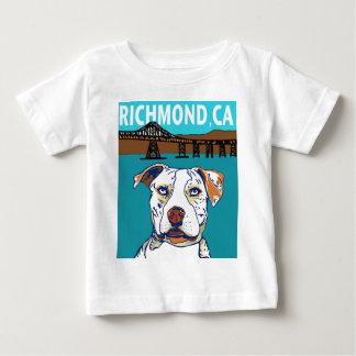 Richmond, CA Mutt Infant T-shirt