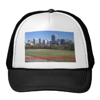 RICHMOND CITY SKY LINE TRUCKER HAT