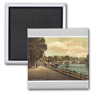 Richmond, el puente, Londres y suburbios, Inglater Imanes