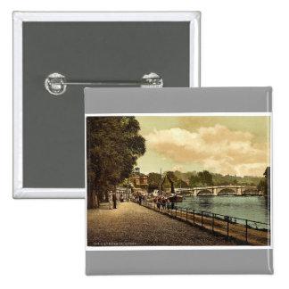 Richmond el puente Londres y suburbios Inglater Pins