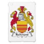 Richmond Family Crest iPad Mini Cover