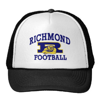 RICHMOND FOOT.pdf Trucker Hat