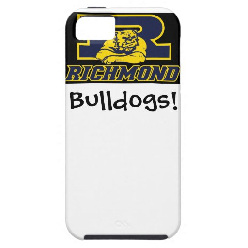 Richmond Football iPhone Case iPhone 5 Cases