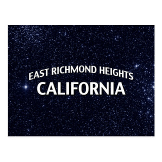 Richmond Heights del este California Postal
