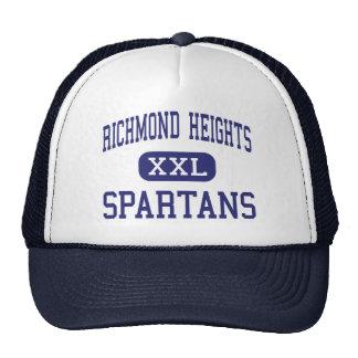 Richmond Heights - Spartans - Richmond Heights Gorros