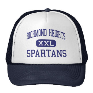 Richmond Heights - Spartans - Richmond Heights Trucker Hat
